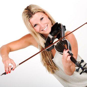 DJ Plus e-Geige, e-Violine, Club, Messe, Event, Party, Düsseldorf, Köln, NRW