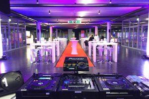DJ Vince, DJ Backline Premium Event, Messe Düsseldorf, Eventklang Entertainment, Köln, NRW