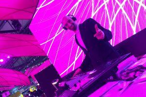 Messeparty DJ, Messelounge DJ, Messe DJ, Messe Düsseldorf, Dj für Messe Köln, Messe Essen, Messe Dortmund, Hannover Messe, Frankfurt Messe, buchen, Telekom