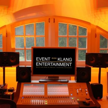 Tonstudio Event Klang Entertainment