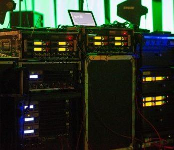 Ton- und Lichttechnik für jedes Event
