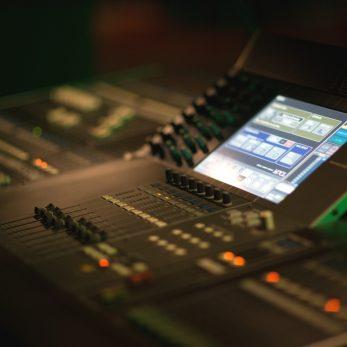Audiotechnik: Mischpult