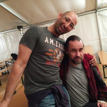 DJ Vince meets Jonas Hellborg, s