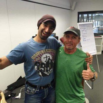 DJ Vince meets Steve Bailey, s