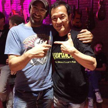 DJ Vince meets Tetsuo Sakurai, s
