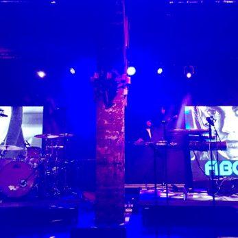 Messe DJ: FIBO Messe mit DJ Vince