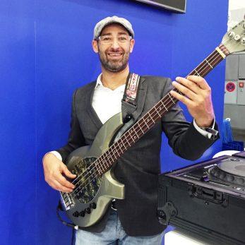 DI VInce mit Bass