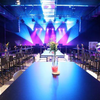 Veranstaltungstechnik für Messepartys und Firmenfeiern