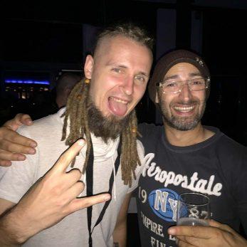 DJ Vince meets Dimitrie Lavsenko