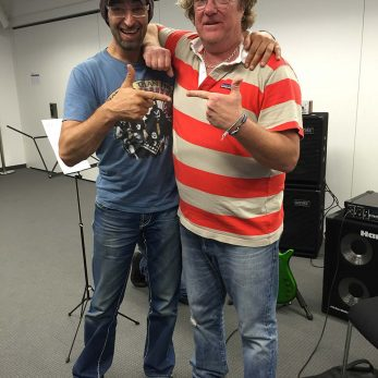Bassunterricht Düsseldorf, NRW, Basslehrer DJ Vince meets Stuart Hamm